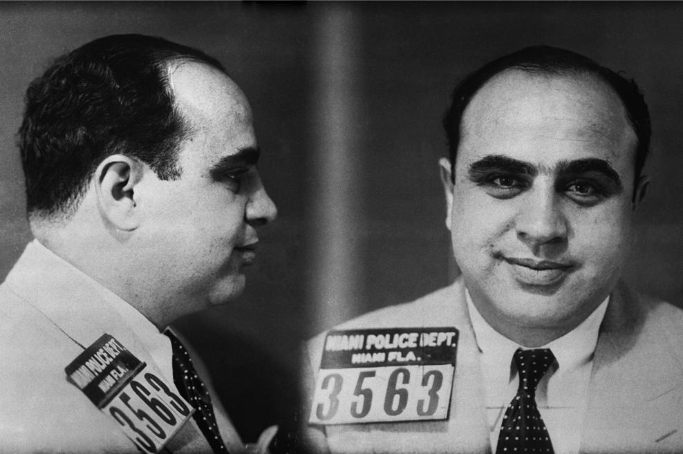 Al Capone (Miami, 1930)